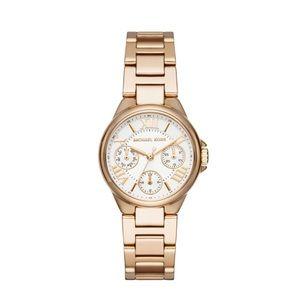 Michael Kors Women's Mini Camille Gold Watch